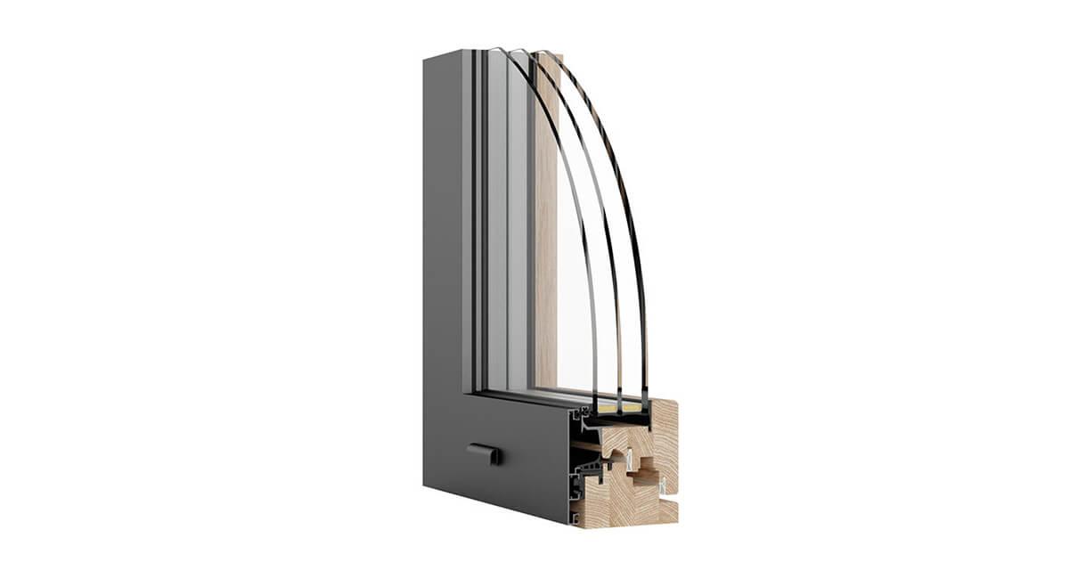 F-LA ZERO complanare finestre