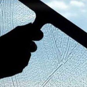 Pulizia dei vetri di casa